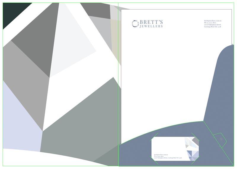 Stationery: Presentation Folder (Internal)