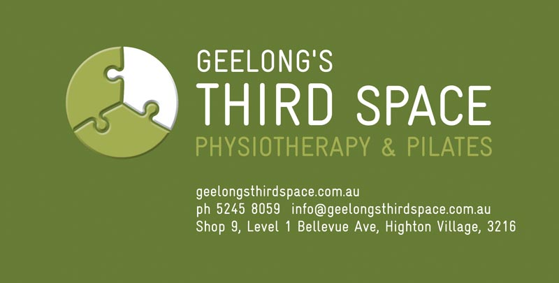 Geelongs third space brand clever digital geelong web design stationery business card front reheart Choice Image