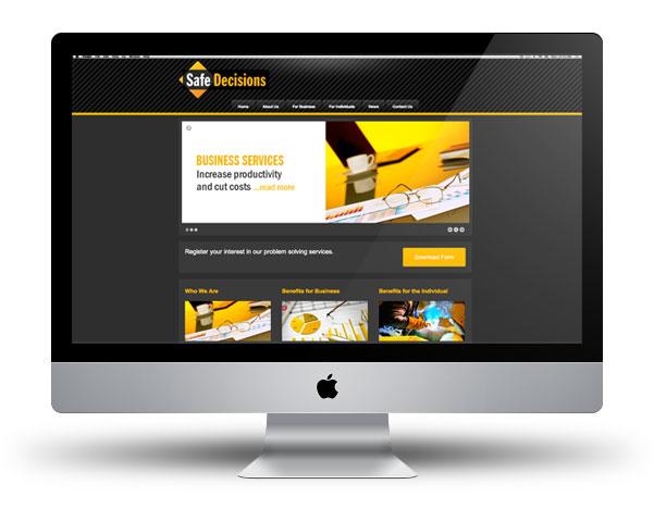 Website for Safe Decisions